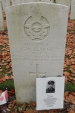 Grave Marker– Photo taken November 2012
