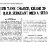 Newspaper Clipping– Newspaper clipping