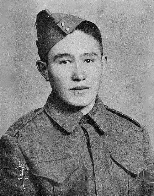 Photo of Alfred Crocker