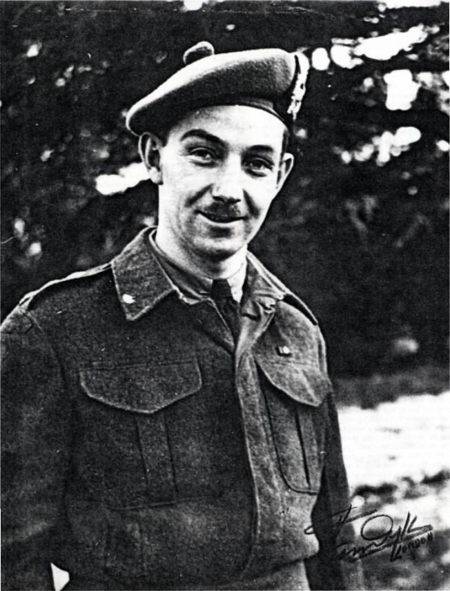 Photo of Norman Donaldson