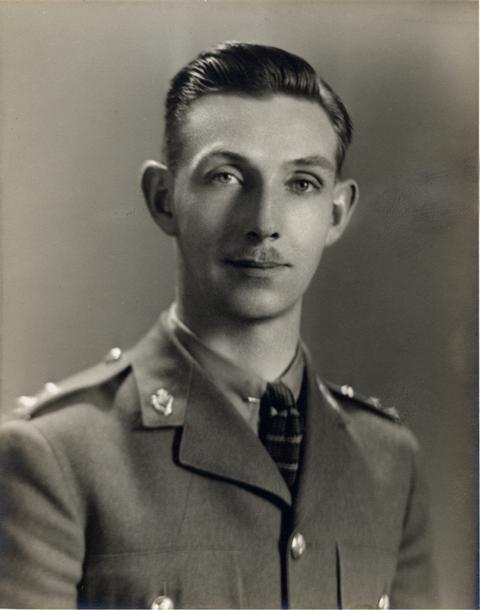 Photo of Norman A. Donaldson