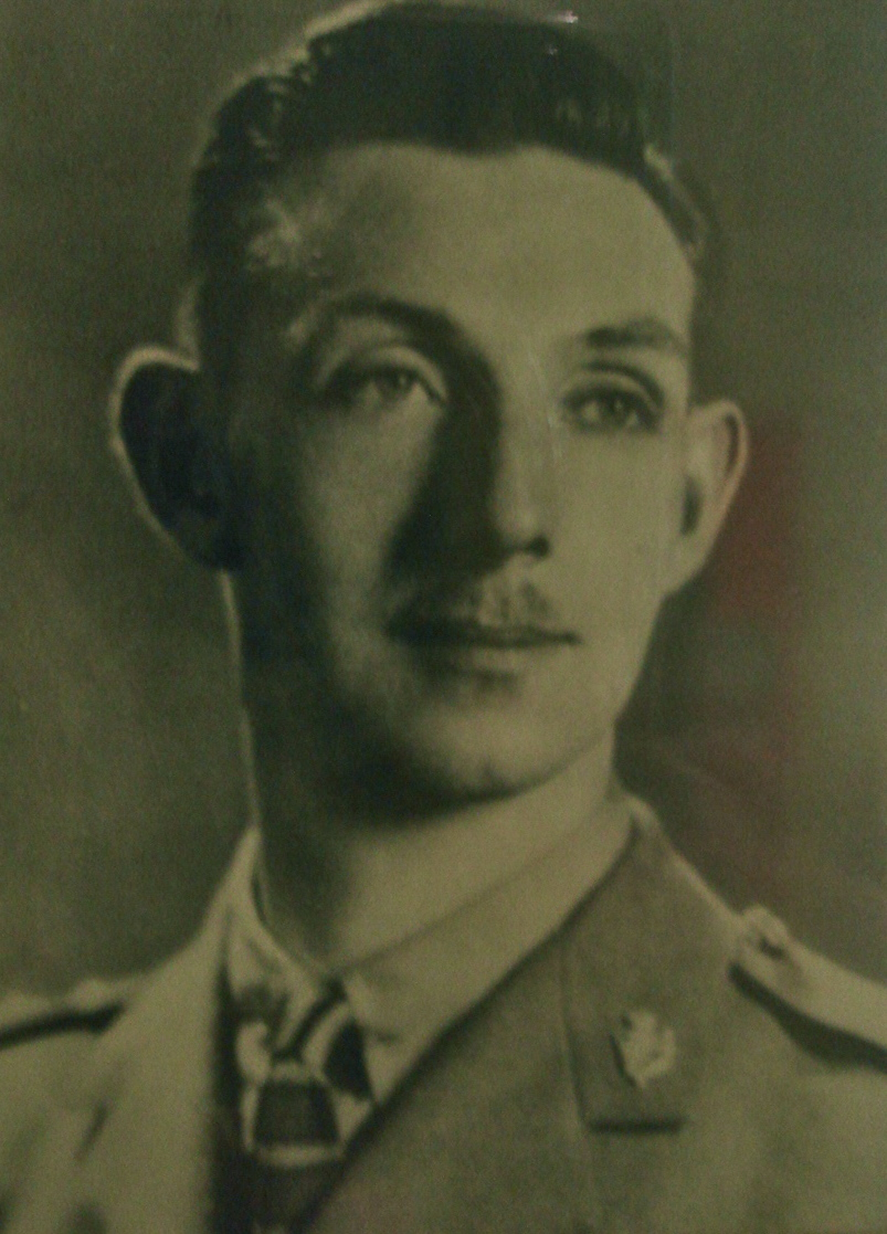Photo of Norman Archibald Donaldson– In memory of the students from Western Technical School, Toronto who served during World War II and did not return. Submitted for the project, Operation: Picture Me.
