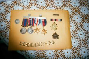 Medals– Submitted for the project, Operation Picture Me