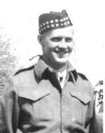Photo of Alexander Cuthbert Gall– Ready for war