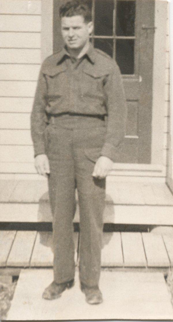 Photo of William Albert Harvey
