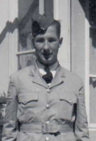 Photo of JAMES EDWARD HARWOOD– Submitted for the project, Operation Picture Me