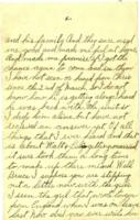 Letter– Letter to his brother Bruce. Submitted for the project, Operation Picture Me