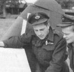 Photo of William Thomas Klersy– Photo Left S/L Klersy Right S/L Jack Sheppard  See more on www.acesofww2.com