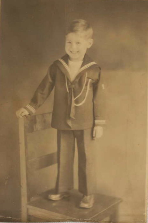 Photo of James Howard Kenneth Graham