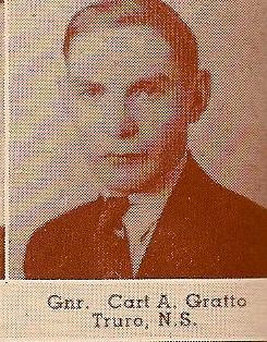 Photo of CARL ANDREW GRATTO