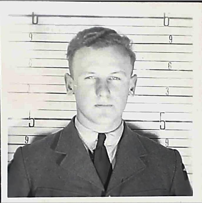 Photo of DOUGLAS STEWART (CURLY) HILL