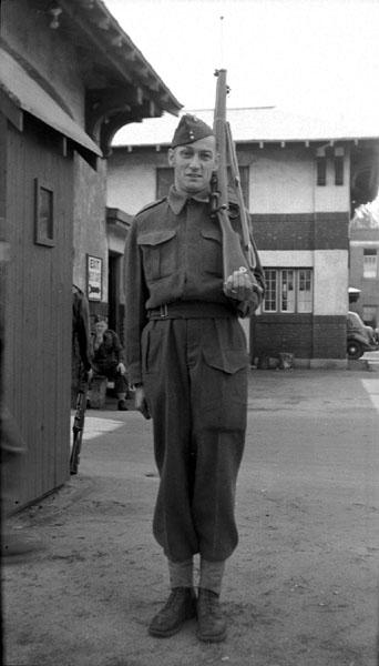 Photo of Edmund Horler