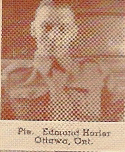 Photo of EDMUND HORLER– Submitted for the project, Operation: Picture Me