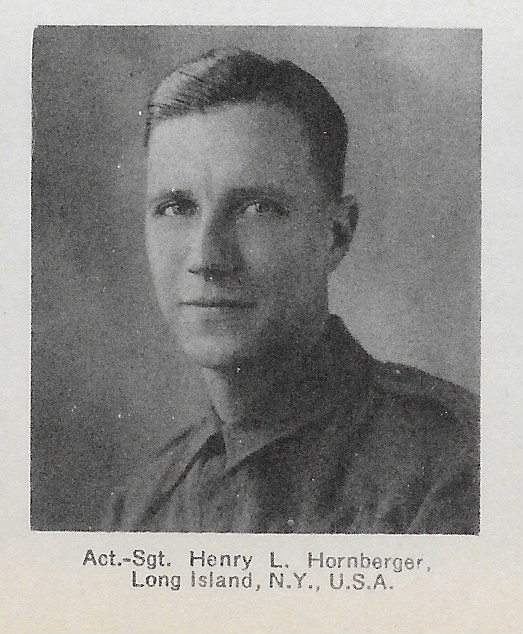 Photo of HENRY LOTTIER HORNBERGER– Submitted for the project, Operation: Picture Me