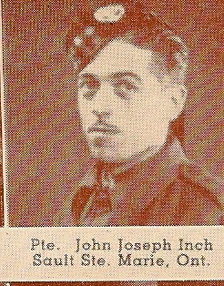 Photo of JOHN JOSEPH INCH