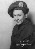 Photo of Arthur Findlay Ironside– Submitted for the project, Operation Picture Me