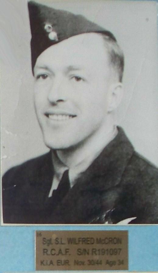 Photo of SAMUEL LORNE WILFRED MCCRON