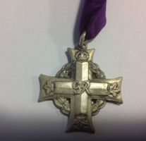 Memorial Cross– Submitted for the project, Operation Picture Me