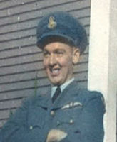 Photo of Archie McKell– Final days in Canada