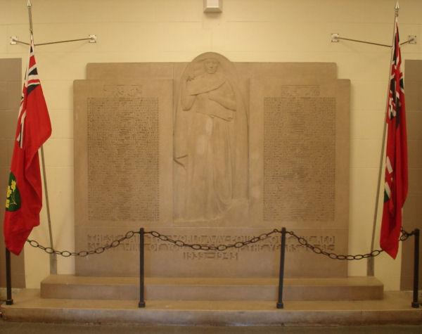Western Technical School Memorial