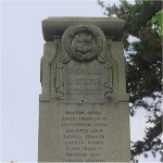 Caledonia Ontario War Memorial– Caledonia (Haldimand County) Ontario War Memorial