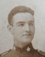 Photo of Matthew Craig– Pte Matthew Craig Born Ballycastle Ireland 21.06.1895. Killed in action France 11.10.1918