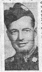 Newspaper clipping– Obituary. Image courtesy City of Cambridge Archives