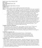 Document– Catalogue sheet. FERGUSON. Image courtesy City of Cambridge Archives