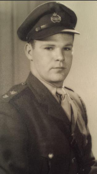 Photo of John Edward Patterson
