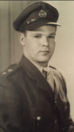 Photo of John Edward Patterson– Lieutenant John Edward Patterson