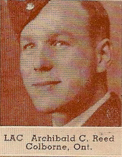 Photo of Archibald Reed– Submitted for the project, Operation: Picture Me