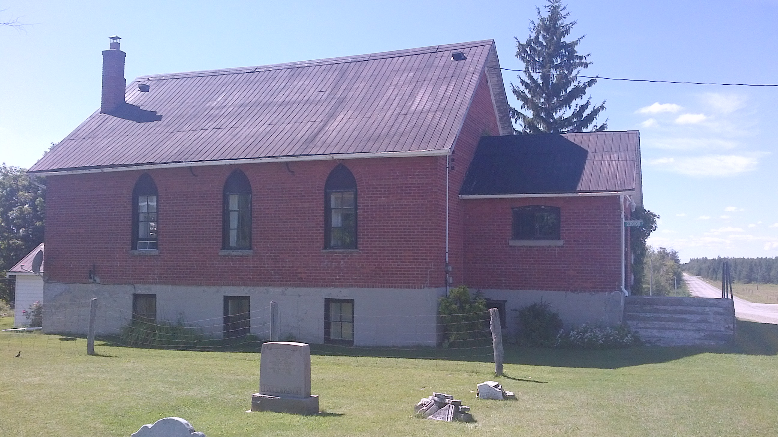 Cemetery– Old 