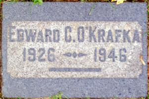 Grave marker– Submitted for the project Operation Picture Me