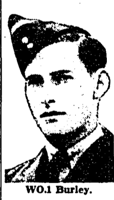 Photo of THOMAS HERBERT CAMPBELL BURLEY– Memorialized on the pages of the Globe and Mail. Submitted for the project, Operation Picture Me