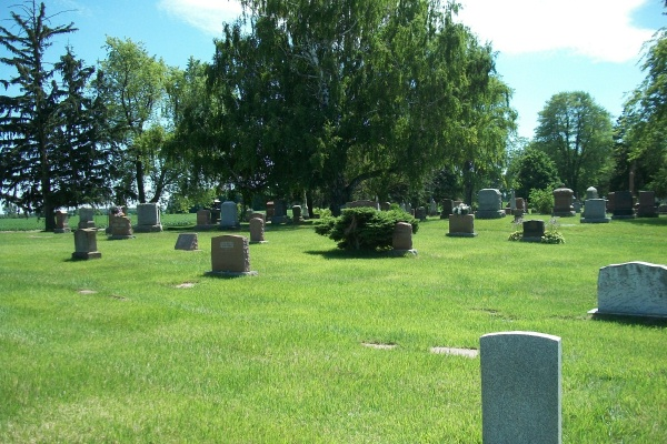 Highgate (Gosnell) Cemetery– Photo courtesy of Marg Liessens