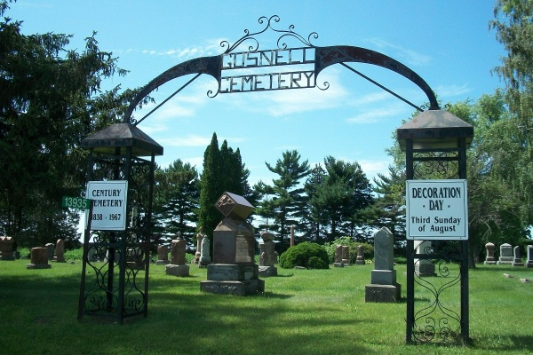 Entrance– Highgate (Gosnell) Cemetery Photo courtesy of Marg Liessens