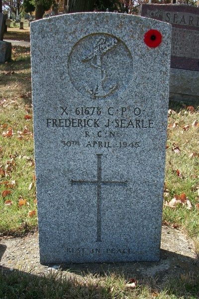 Grave Marker– Ingersoll Rural Cemetery, Ingersoll, ON - October 2017 ... photo courtesy of Marg Liessens