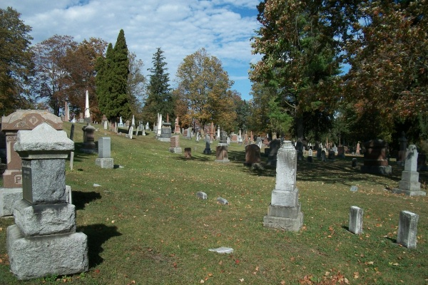 Ingersoll Rural Cemetery– Ingersoll, ON - October 2017 ... photo courtesy of Marg Liessens