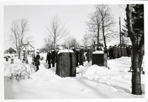 Funeral– Submitted for the project, Operation Picture Me