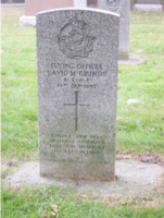 Grave marker– Phot by Bruce Uttley. Submitted for the project, Operation Picture Me