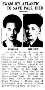 Newspaper Clipping– The Toronto Star, May 10, page 2