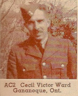 Photo of CECIL VICTOR WARD– Submitted for the project, Operation: Picture Me