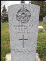 Grave marker– Photo by Patti Jay. Submitted  for the project Operation Picture Me