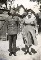 Photo of Albert and Maude– Submitted for the project, Operation Picture Me
