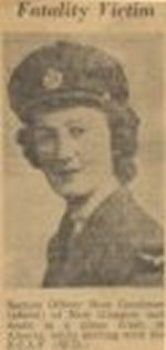 Newspaper Clipping– Obituary Picture of Rose Jette Goodman