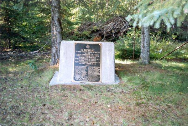 Memorial Plaque on Black Mountain