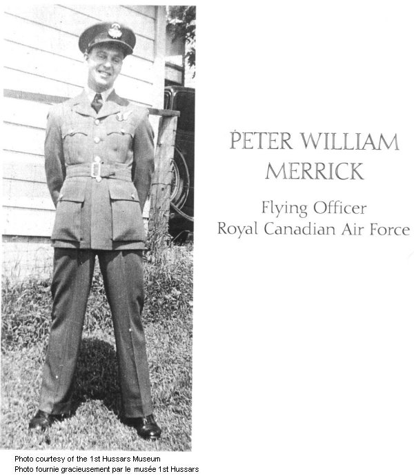 Photo of Peter William Merrick