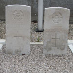 Grave Marker– Happy to assist Canadian Affairs with further information. Kelvin at Aircrew Remembered