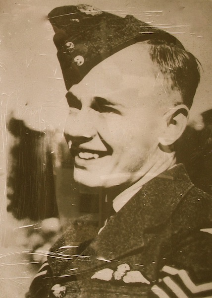 Photo of Norman Monchier– Happy to assist Canadian Affairs with further information. Kelvin at Aircrew Remembered