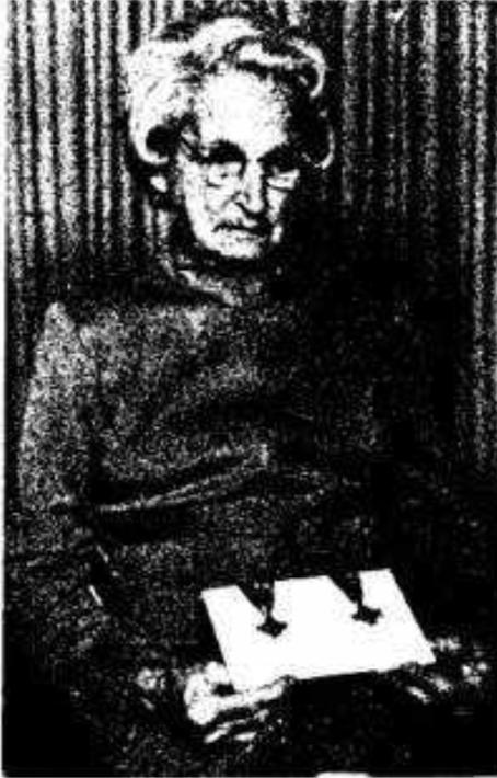 Photo de JOHN ALEXANDER SANTO – La mère de John. Soumis dans le cadre du projet : Operation Picture Me